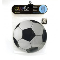PAD MOUSE DECOR COLORFUN FUTEBOL RELIZA