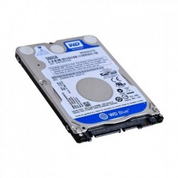 HD NOTEBOOK SATA 500GB WESTERN DIGITAL SLIM