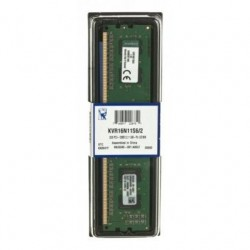 MEMÓRIA DDR3 2GB 1600 KINGSTON