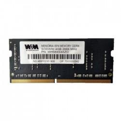 MEMÓRIA P/ NOTEBOOK DDR4 4GB 2666 WIN