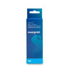 REFIL TINTA MAXPRINT EPSON 100ML 664C