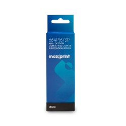 REFIL TINTA MAXPRINT EPSON 100ML 664P/673P