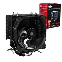 COOLER DEX AMD / INTEL RGB MOD DX-2000