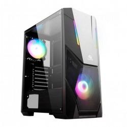 GABINETE GAME FORTREK BLACK HAWK RGB S/ FONTE MOD 70570