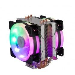COOLER DUPLO DEX AMD FM2 / INTEL RGB MOD DX-9206W