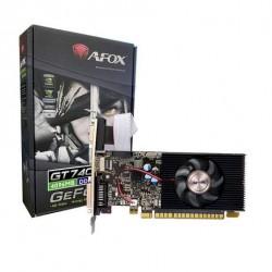 PLACA VÍDEO 4GB PCI EXPRESS AFOX GT 740 DDR3 GEFORCE